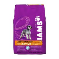 Iams Active Maturity Dry Dog Food 17.5LB Bag product image