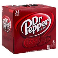 Dr Pepper 24 Pack of 12oz Cans product image