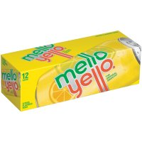 Mello Yello 12 Pack of 12oz Cans product image