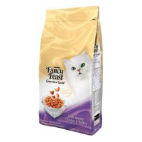 Fancy Feast Chicken & Turkey Dry Cat Food 3LB Bag product image