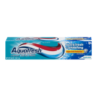 Aquafresh Triple Protection Cavity Protection Toothpaste 5.6oz PKG product image