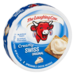 The Laughing Cow Spreadable Cheese Creamy Swiss Original 6oz product image