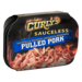 Curly's Sauceless Pulled Pork Naturally Hickory Smoked and Seasoned 12oz Tub product image 1