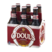 O'Doul's Amber Non-Alcohol Brew Malt Beverage 6CT 12oz Bottles product image 2
