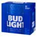 Bud Light Beer 8CT 16oz Aluminum Bottles Twist Top *ID Required* product image