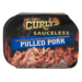 Curly's Sauceless Pulled Pork Naturally Hickory Smoked and Seasoned 12oz Tub product image 2