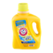 Arm & Hammer Liquid Laundry Detergent with OxiClean 122.5oz BTL