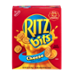 Nabisco Ritz Bitz Sandwich Crackers w Cheese 8.8oz PKG