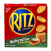 Nabisco Ritz Crackers Reduced Fat 12.5oz Box