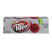 Dr Pepper Diet Cherry 12 Pack of 12oz Cans