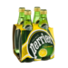 Perrier Sparkling Mineral Water Lemon 4PK of 11.15oz Bottles