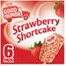 Good Humor Ice Cream Bars Strawberry Shortcake 6CT 3oz EA 18oz Box