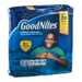 Goodnites Boys Underpants Large 60-125LB Mega Pack 24CT