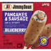 Jimmy Dean Pancakes & Sausage on a Stick Blueberry 12CT 30oz