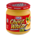 Kraft Cheese Whiz Original Cheese Dip 15oz Jar
