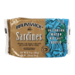 Brunswick Sardines in Spring Water No Salt Added 3.75oz PKG