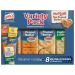Lance Variety Pack Sandwich Crackers 8CT PKG 11.4oz