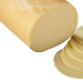 Store Brand Deli Packaged Sliced Smoke Flavored Provolone Cheese 8CT 6oz PKG