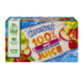 Capri Sun 100% Juice Pouches Berry 10CT 6oz EA 60oz PKG