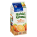 Florida's Natural Premium Orange Juice with Calcium No Pulp 52oz CTN