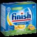 Finish Gelpacs Automatic Dishwasher Detergent Orange Scent 32CT