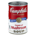 Campbell's Condensed Soup Cream of Mushroom 10.7oz Can