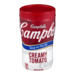 Campbell's Soup on the go Creamy Tomato 10.75oz Can