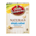 Orville Redenbacher's Popcorn Naturals Simply Salted 6CT 19.74oz PKG