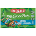 Emerald 100 Calorie Packs Natural Almonds & Walnuts 7Pack Box 3.92oz