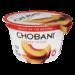 Chobani Non-Fat Greek Yogurt Peach 5.3oz Cup