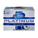 Bud Light Platinum Beer 12CT 12oz Cans *ID Required*