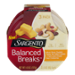 Sargento Balanced Breaks Natural Sharp Cheddar Cheese, Sea Salted Cashews & Cherry Juice Infused Dried Cranberries 3 Pack