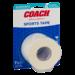 Johnson & Johnson Coach Sports Tape 1 1/2in x 10Yards Each