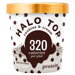 Halo Top Cookies & Cream Ice Cream, 1 pint