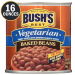 BUSH'S Vegetarian Baked Beans, 16 oz Canned Beans