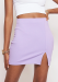PRETTY IN PURPLE SKIRT S/M/L *PLEASE SPECIFY SIZE IN NOTES*